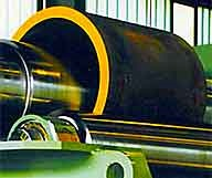Large Plate Bending Rolls
