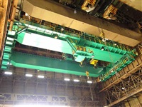 500/50 Ton JSW (Japan) Dbl Girder | Overhead Bridge Crane - Re:24833