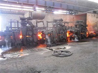300,000 Tpy West European Hi-Capacity Rod, | ReBar & Wire Coil Rolling Mill Re:25150