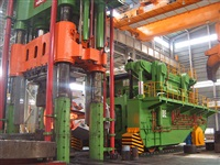 120 tonne HBE Press Oil Hydraulic | Rail Bound Forging Manipulator Re:24651