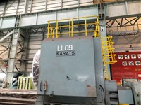 "126"" swing x 49 ft centers KARATS L-32N 