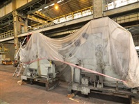 "140"" swing x 65.6 ft centers Extra Heavy 