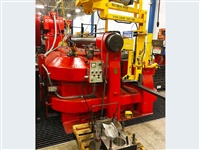 "4"" Smeral LKH 800 S 800 ton Horizontal Upsetter fully 