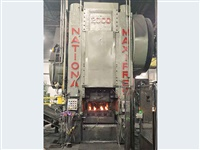 2,000 ton National Maxipres Mechanical | Forging Press with Air Clutch, Re:25728