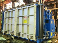 (3) Surface Combustion 12,000 Lb gross load Vertical Lift | Dual Door Forge Furnaces (Never Used) Re:25125