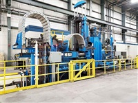 4,000mm Dia x 1,000mm Height HBE PRESS | Radial Axial Ring Rolling Mill new 2016, Re:25733