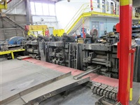 "Nickel Based Alloy Morgardshammer 16"" 3-Stand 3-Hi 