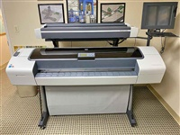 "44"" Wide Format Hewlett Packard T1100ps Printer/Scanner 